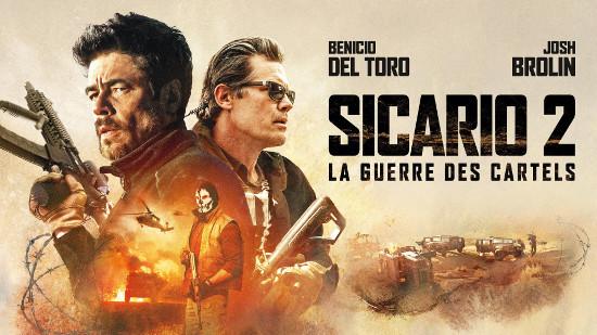 Sicario 2 : la guerre des cartels