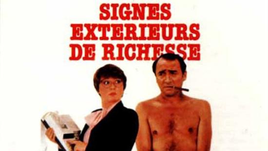 Signes extérieurs de richesse