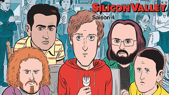 Silicon Valley - S04