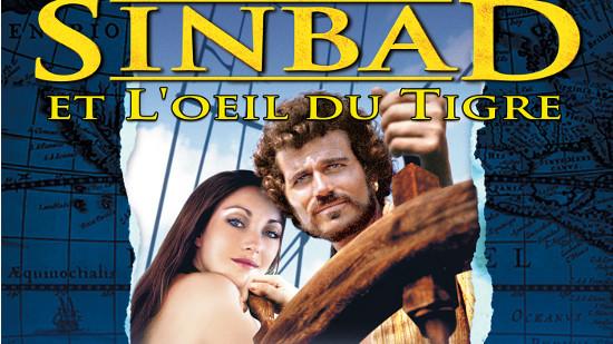 Sinbad et l'oeil du tigre