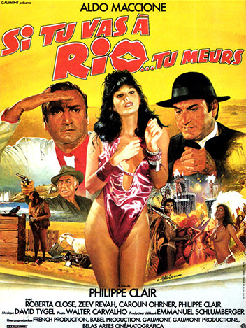 Si tu vas à Rio tu meurs