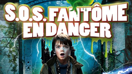 SOS : Fantôme en danger