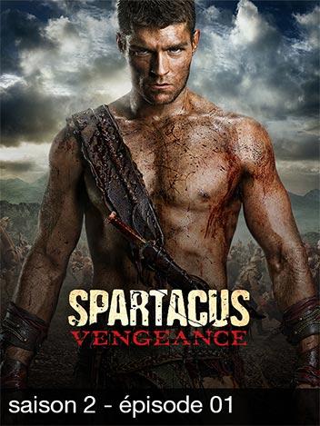 Spartacus : Vengeance - S02
