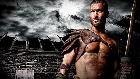 Spartacus - S01