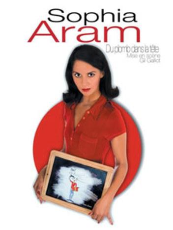 Sophia Aram : Du plomb dans la tête