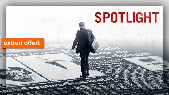 Spotlight - extrait offert