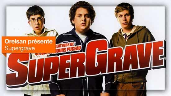 SuperGrave vu par Orelsan