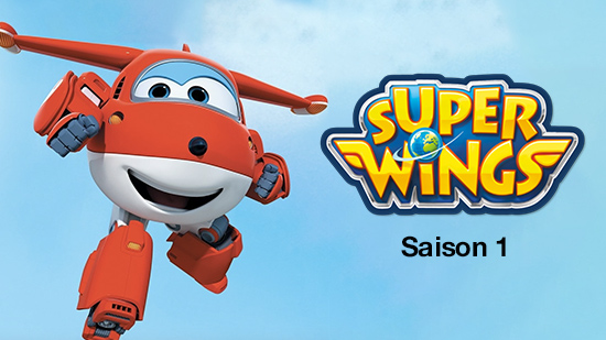 Super Wings - S01