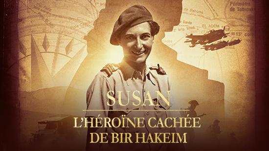 Susan, l'héroïne cachée de Bir Hakeim