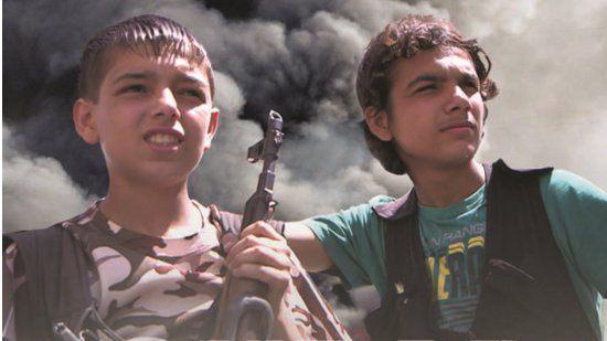 Syrie - Enfants en guerre