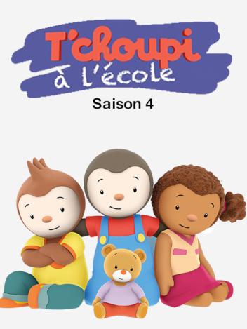 T Choupi à L école S04 Vod Dvd Download