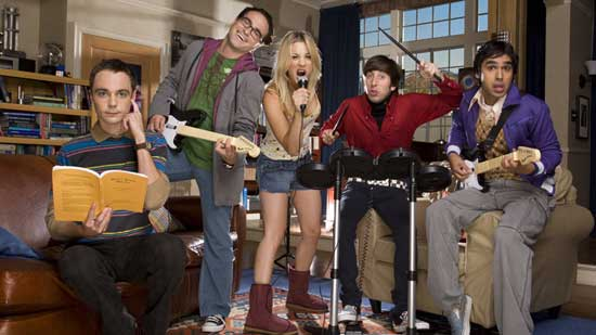 The Big Bang Theory S2