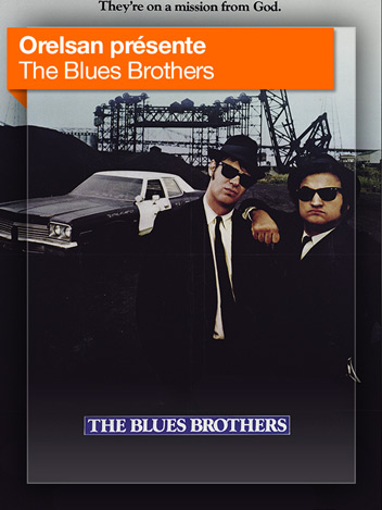The Blues Brothers vu par Orelsan