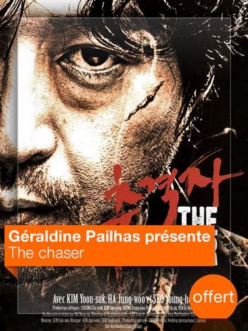 The Chaser vu par Géraldine Pailhas