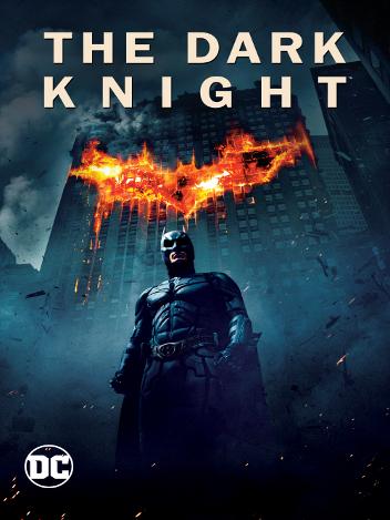 The Dark Knight, le chevalier noir
