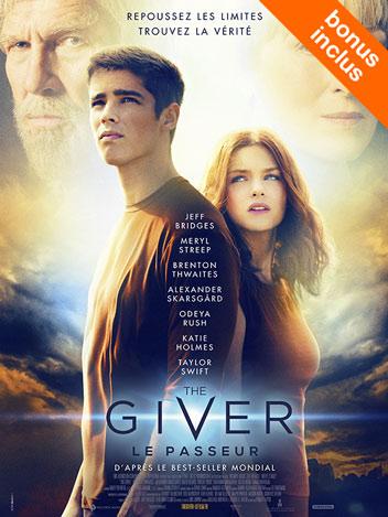The Giver, le passeur - édition spéciale