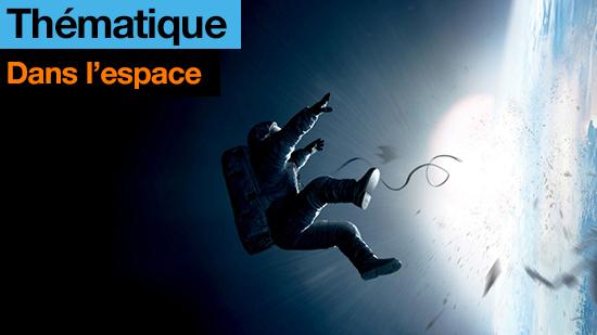théma : dans l'espace
