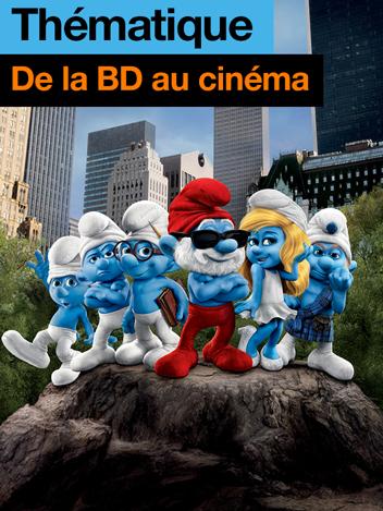 bande-annonce : de la bd au cinéma