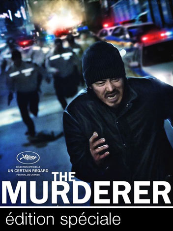 The Murderer - édition spéciale