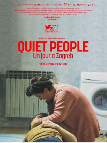 Quiet People, un jour à Zagreb