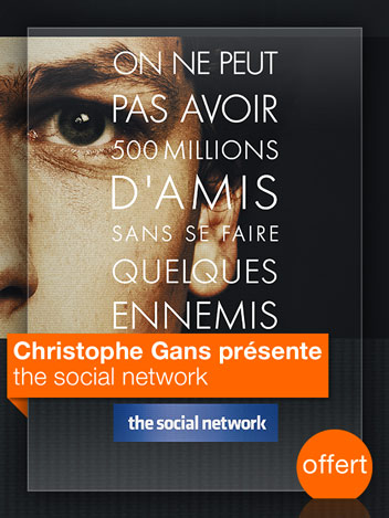 The Social Network vu par Christophe Gans