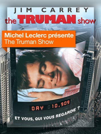 The Truman Show vu par Michel Leclerc