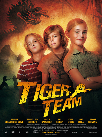 Tiger Team - La légende des 1000 dragons