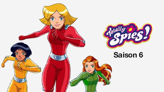 Totally Spies S06