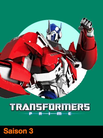 Transformers prime - S3