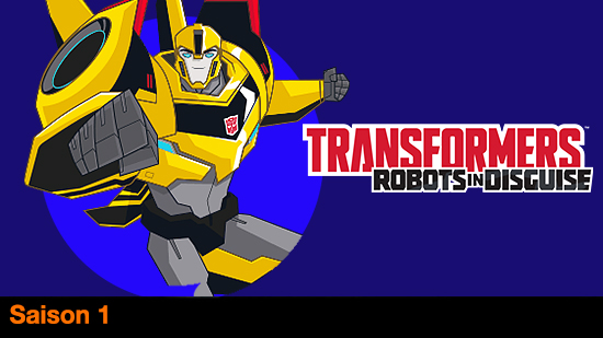Transformers : Robots in disguise : nouvelles missions - S01