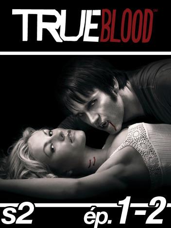True Blood S2 Pack