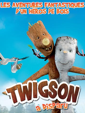 Twigson a disparu
