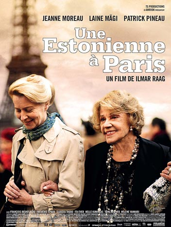 Une estonienne à Paris