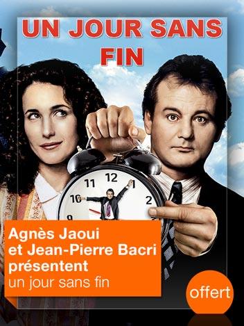 Un jour sans fin vu par Jean-Pierre Bacri