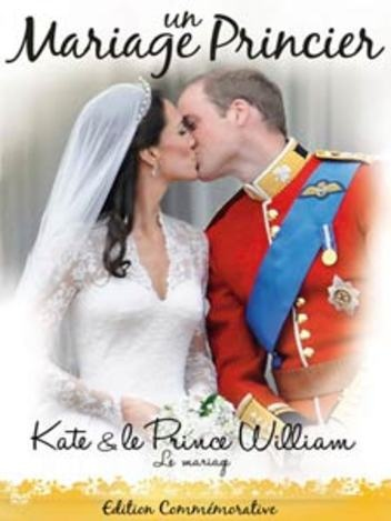 Un mariage princier : Kate et William