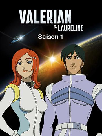 Valerian et Laureline - S01
