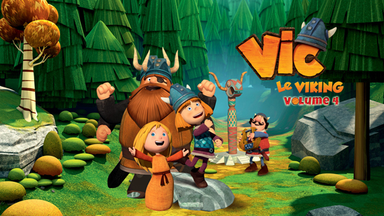 Vic le Viking - Volume 04