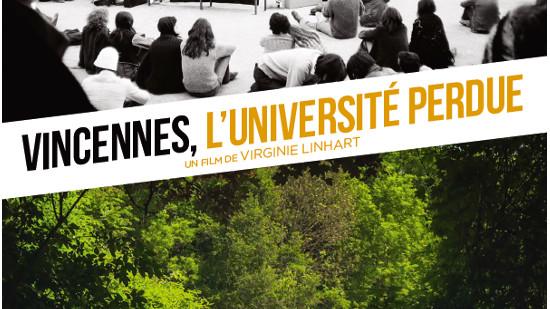 Vincennes, l'université perdue