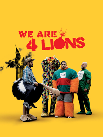 We Are 4 Lions