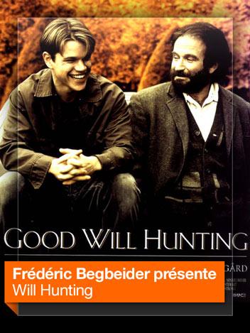 Will Hunting vu par Frédéric Beigbeder