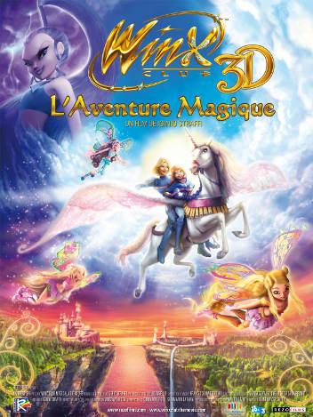 Winx Club, l'aventure magique