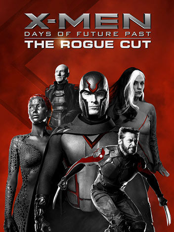 X-Men : days of future past - Rogue cut