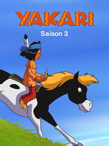 Yakari - S03