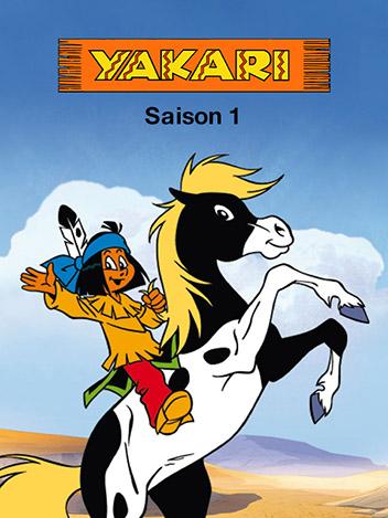 16. Yakari et le grizzli