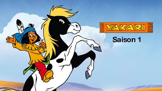 46. Yakari et le Vieux Bison