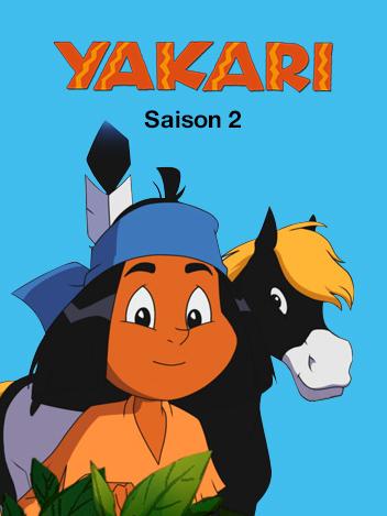 Yakari - S02