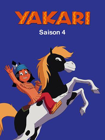 10. Yakari et les bois de velours