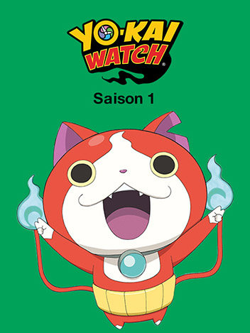 Yo-Kai Watch - S01