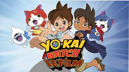 yo kai watch le film vod dvd download. Black Bedroom Furniture Sets. Home Design Ideas