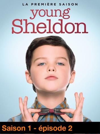 02. Sheldon rentre au lycée